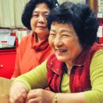 林志忠夫人與第三代婆婆